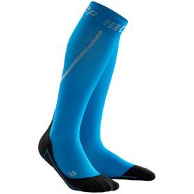 cep Winter Run Socks Men electric blue/black
